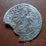 Полугрош 1560   серебро   (М.4.2)~, фото №4