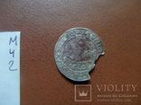 Полугрош 1560   серебро   (М.4.2)~, фото №5