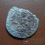 Полугрош 1565   серебро   (М.4.14)~, фото №2