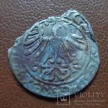 Полугрош 1565   серебро   (М.4.14)~, фото №5