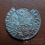 Полугрош  1560   серебро   (М.4.63), фото №2