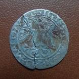 Полугрош 1561  серебро (М.3.24)~, фото №5