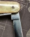 Складной нож ВОРСМА на 16 предметов 1964 (католог 5000-р) photo 5