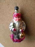 Дед Мороз с мешком, фото №2