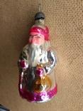 Дед Мороз с мешком, фото №3