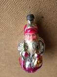 Дед Мороз с мешком, фото №5