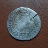 Полугрош 1509  серебро (М.3.40)~, фото №3