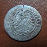 Полугрош 1509  серебро (М.3.40)~, фото №4