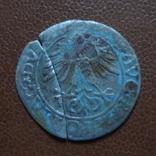 Полугрош  1561   серебро (М.3.50)~, фото №5
