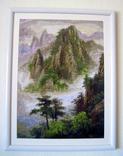Гохуа, шань-шуй, Китай, фото №2