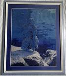 """И.И. Шишкин """"На севере диком"""", фото №2"""
