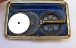 Старинное приспособление для фотодела в футляре. F. Fritsch, photo number 4