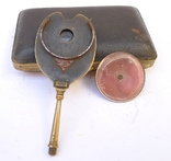 Старинное приспособление для фотодела в футляре. F. Fritsch, photo number 6