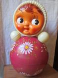 Неваляшка-кукла 40см photo 1