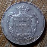 Португалия 1000 рейс 1899 г., фото №2