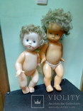 Куклы ссср два Пупса  один 8 марта, фото №2
