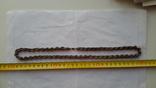 Цепочка серебряная,46,13г.,длина~61см., фото №3