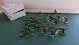 Солдатики оловянные - Германия - английские пулеметчики. photo 8
