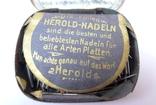 Немецкие иглы для грамофона в родной жестяной коробке. photo 3