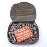 Немецкие иглы для грамофона в родной жестяной коробке. photo 4