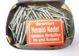 Немецкие иглы для грамофона в родной жестяной коробке. photo 5