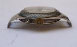Старинные наручные Швейцарские часы в серебре с чернью. photo 6