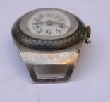 Старинные наручные Швейцарские часы в серебре с чернью. photo 7