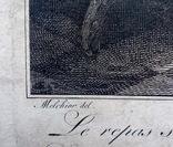 Гравюра 17-18 век . Friedrich I, фото №5