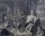 Гравюра 17-18 век . Friedrich I, фото №8