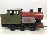 Металлический поезд СССР, фото №4