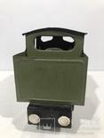 Металлический поезд СССР, фото №6