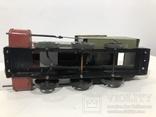 Металлический поезд СССР, фото №8