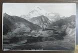 1930-е, гора Казбек
