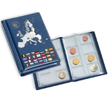 Альбом для 12 euro наборов по 8 монет - 96 шт. Pocketeuro. 330102