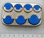 Монетница Сувенис СССР Выборг новая в упаковке, фото №8