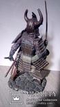 Воин самурай 25 см, фото №5