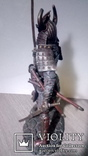Воин самурай 25 см, фото №6