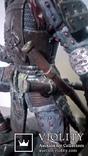 Воин самурай 25 см, фото №11