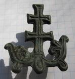 Процветший крест. Накладка КР на книгу. photo 2