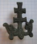 Процветший крест. Накладка КР на книгу. photo 3