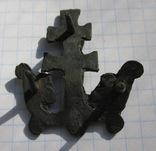 Процветший крест. Накладка КР на книгу. photo 4