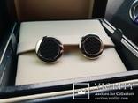 Запонки Chopard Mille Miglia 750проба, фото №2