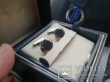 Запонки Chopard Mille Miglia 750проба, фото №7