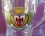 Бокалы для пива La bone biere. 0.5 L новые, фото №3