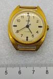 Часы Заря СССР позолота AU 10 , паспор и коробка, на ходу., фото №4