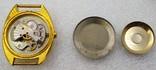 Часы Заря СССР позолота AU 10 , паспор и коробка, на ходу., фото №9