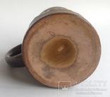 Кружка для пива / кваса Кварта. Керамика., фото №6