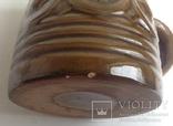 Кружка для пива / кваса Кварта. Керамика., фото №8