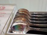 Набор кофейных ложек мнц новые photo 2
