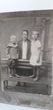 Старинное семейное фото.(11*17), фото №3
